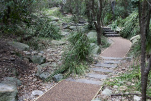 2717, Glebe NSW, 5mm Tan, Permeable Pathway3