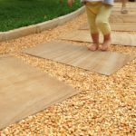 Golden Pour On pathway - StoneSet