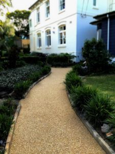 6mm Beach pathway Wycombe Road, Neutral Bay