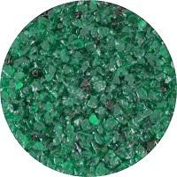 StoneSet - Recycled colour glass - Green glass
