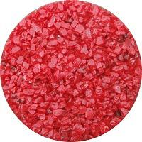 StoneSet - Recycled colour glass - Red glass