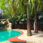 Private Pool Surround, Homebush