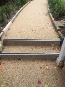 6mm Cream pathway Wycombe Road, Neutral Bay Steop Riser