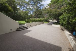 2070, Lindfield NSW, 6mm Charcoal Tan Ash, Driveway Overlay 1
