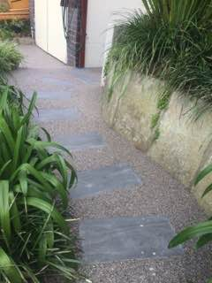 Private Pathway & Driveway Overlay, Dulwich Hill