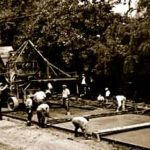 A BRIEF HISTORY OF POROUS PAVING