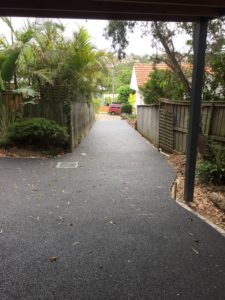 2504, Curban St, Balgowlah Heights, 6mm Charcoal Porous and Overlay Driveway22