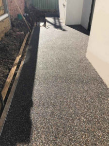 2969, Pascoe VIC, Porous Pathway, 6mm Charcoal Cream After