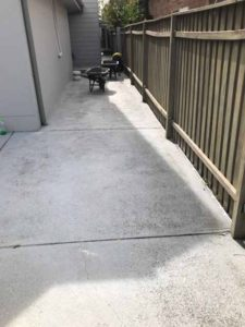 2995, Randwick NSW, Overlay Driveway, 3mm Charcoal Before