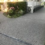 permeable paving resurfacing driveway