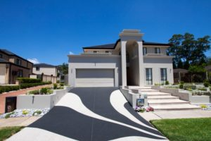 Private Driveway Overlay, Castle Hill NSW
