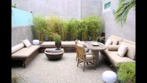 Courtyard Stone Set