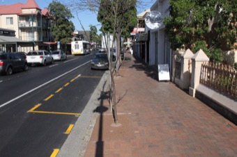 57 Tree pits across North Adelaide