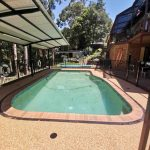 Resurfacing paved Pool Surrounds